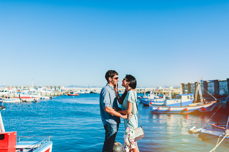 Livia + Diego: preboda en Tarifa