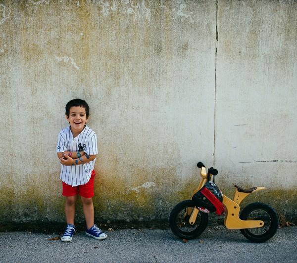 Adolfo, 3 años