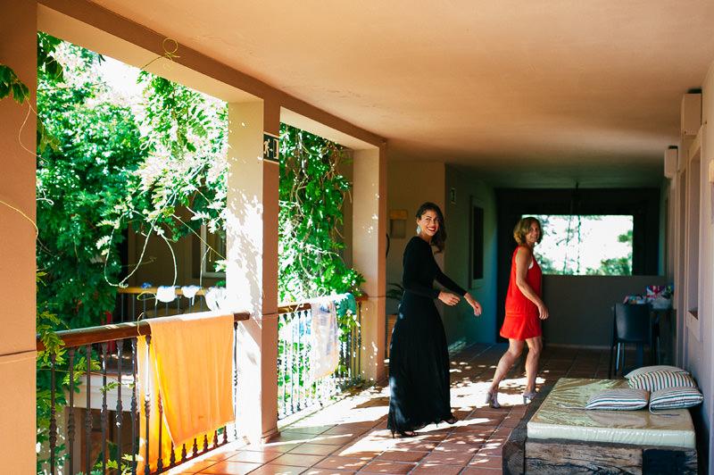 boda hotel tres mares