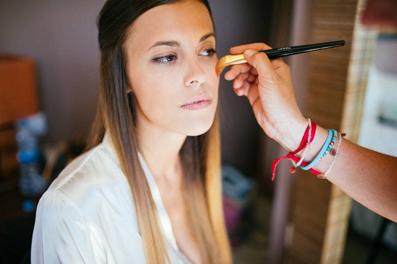 Silke maquilladora Tarifa