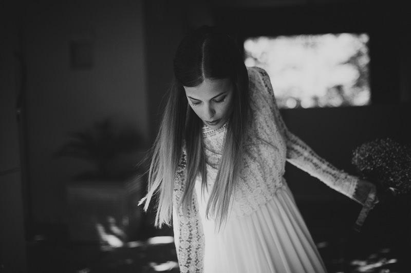 Fotos de novias boho chic