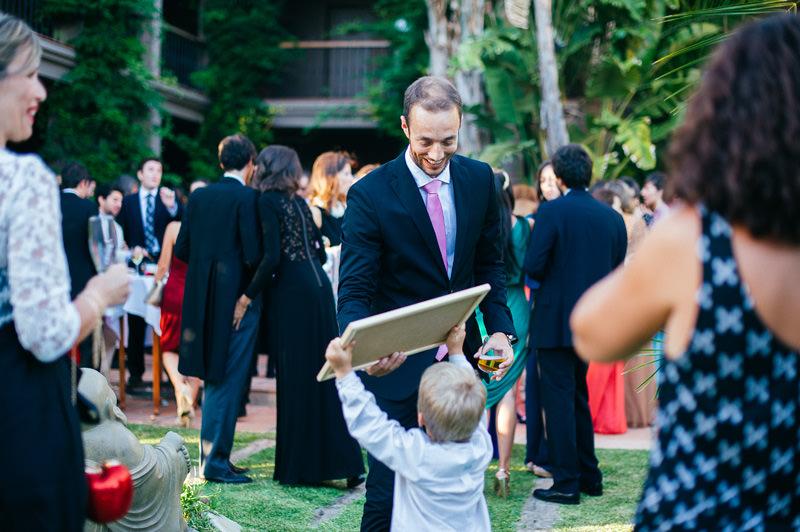 Fotos de bodas hotel tres mares