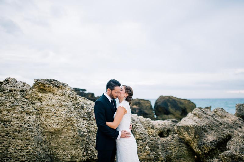 Miriam + Kike: boda en Roche