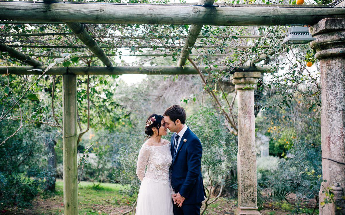 Aida + Iván: Una boda en invierno